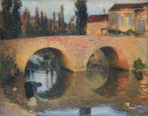 HM - Woman washing clothes in river.jpg